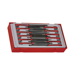 Teng Tools - 12 Piece Needle File Set - TTNF12 - Teng Tools USA