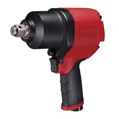 Teng Tools 3/4 Inch Square Drive Reversible High Torque Composite Air Impact Wrench Gun - ARWC34