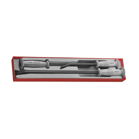 3PCS PRY BAR SET TTX TRAY TTXPB3A - Teng Tools USA