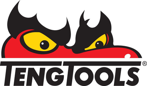Teng Tools Decal , Sticker 15.75 Inches Wide - ST-R400