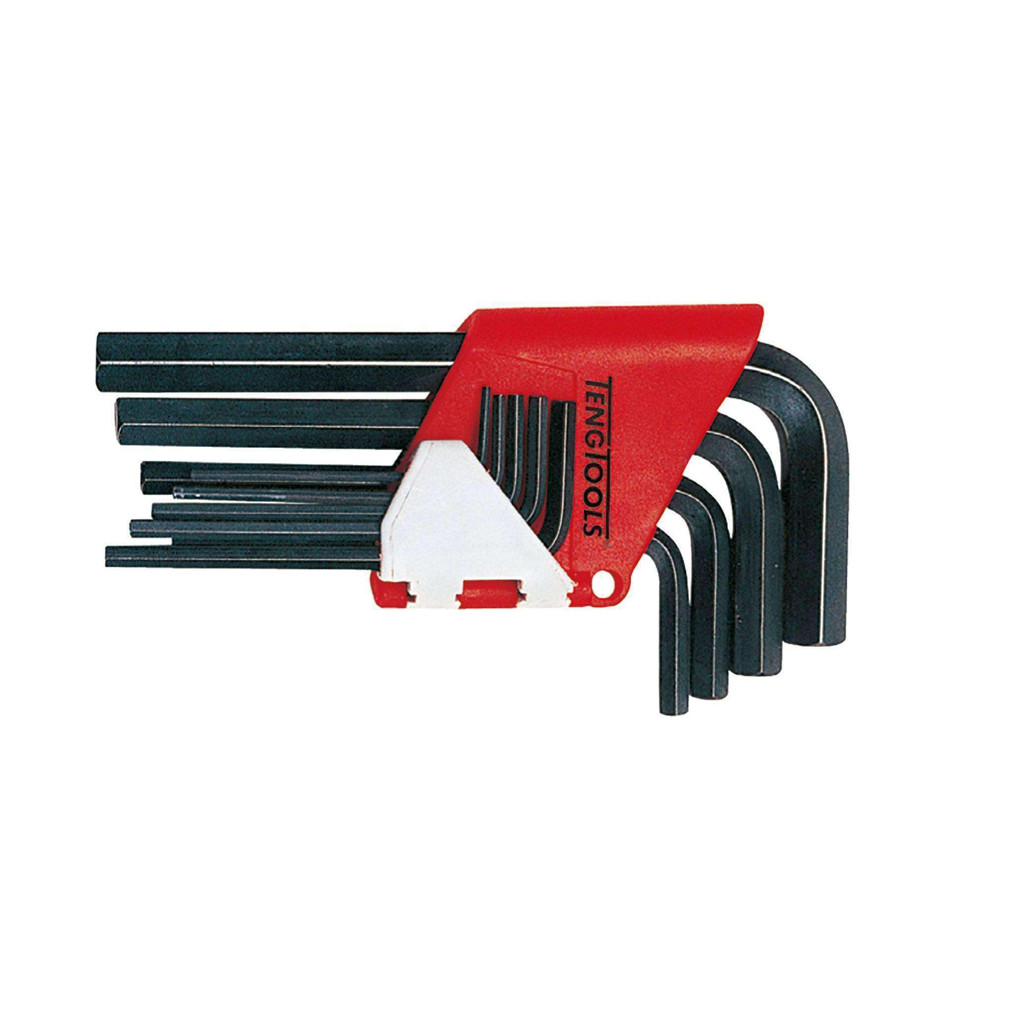 Teng Tools 1479MMR 9 Piece Metric Hex Key Set - Teng Tools USA