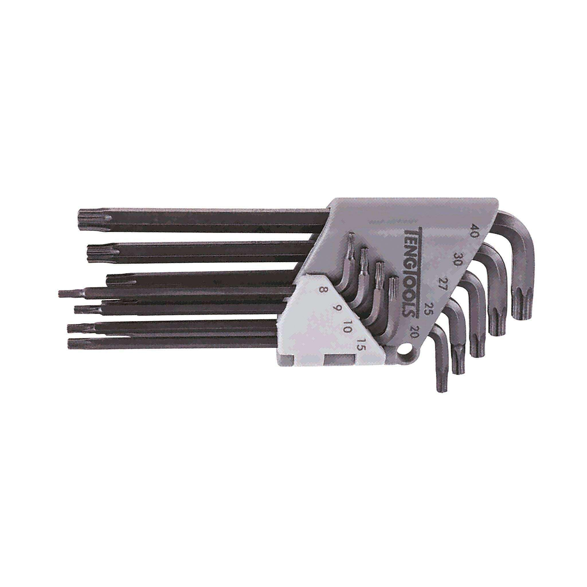 Teng Tools 1479TX 9 Piece TX Key Set - Teng Tools USA