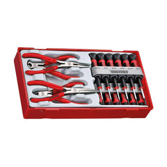 Teng Tools 16 Piece Mini Plier & Screwdriver Set - Teng Tools USA