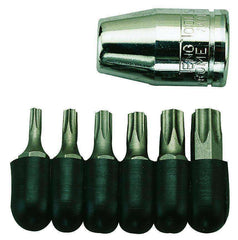 "Teng Tools - 3/8"" Drive TX Bit Set - TEN-O-1486 - Teng Tools USA"