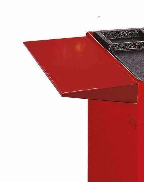 Teng Tools - 300mm Wide Roller Cabinet Side Shelf - TCA02 - Teng Tools USA