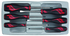 Teng Tools MD906N4 - 6 Piece Screwdriver Set (Flat,PZ) - Teng Tools USA