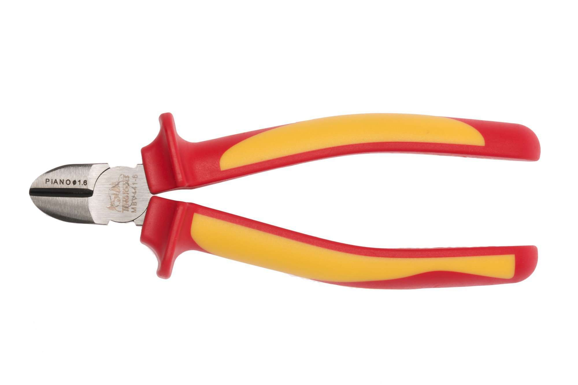 Teng Tools 6 Inch 1000 Volt Insulated Side Cutting Pliers - MBV441-6