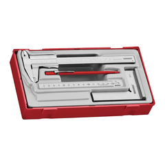 Teng Tools 4 Piece General Measuring Set - TTBM