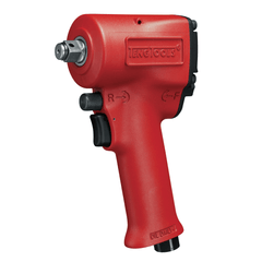 Teng Tools 1/2 Inch Square Drive Reversible High Torque Mini Compact Air Impact Wrench Gun - ARWM12M