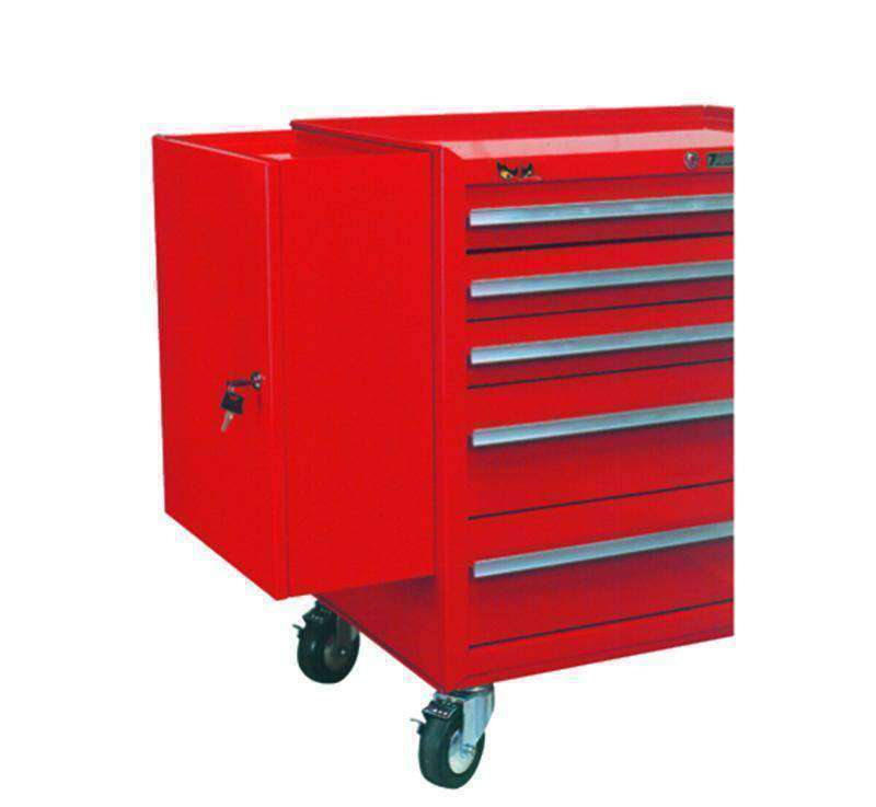 Teng Tools TCW-CAB Lockable Side Cabinet For Use With Roller Cabinets - Teng Tools USA