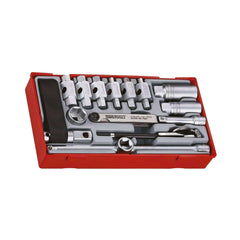 Teng Tools - 16 Piece Oil Service Set - TEN-O-TTOS16 - Teng Tools USA
