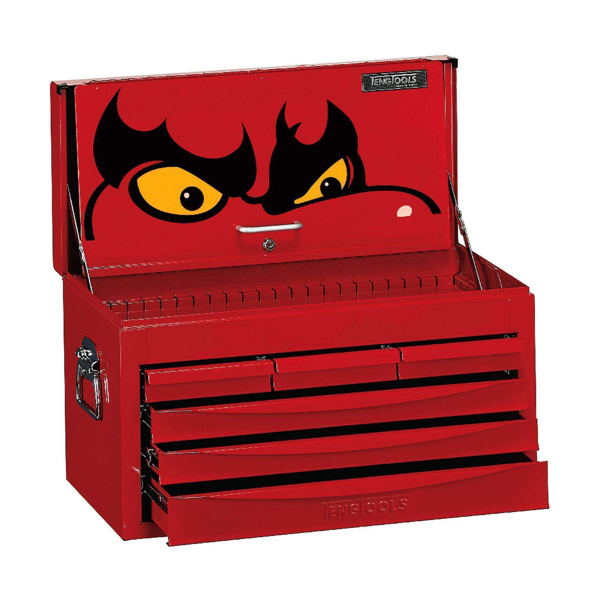 Teng Tools TC806SV - 6 Drawer 8 Series SV Top Box - Teng Tools USA