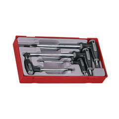 Teng Tools TTTX7 - T Handle TX/TPX Hex Key Set - Teng Tools USA