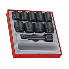 Teng Tools - 16 Piece 3/4 inch Drive Impact Socket Set - TEN-O-TTD9416 - Teng Tools USA