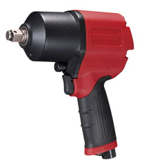 Teng Tools 1/2 Inch Square Drive Reversible High Torque Composite Air Impact Wrench Gun - ARWC12