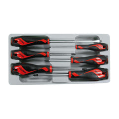 Teng Tools MD906N - 6 Piece Screwdriver Set (Flat,PH,PZ) - Teng Tools USA