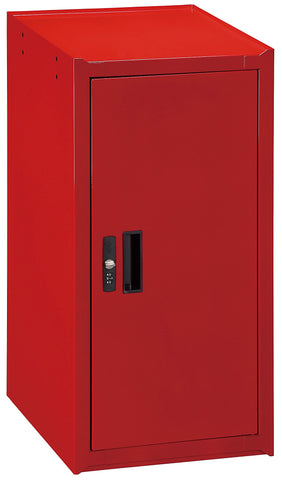Teng Tools Two Shelf Secure Lockable Side Cabinet (For Teng Tools Roller Cabinets) - TCW-CAB03