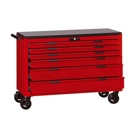 Teng Tools TCW806LN - 53 inch Wide 6 Drawer 8 Series Roller Cabinet - Teng Tools USA