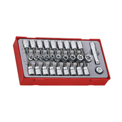 Teng Tools TTTX30 - 3/8 inch Drive 30 Piece TX / TPX / TXE Socket Set - Teng Tools USA