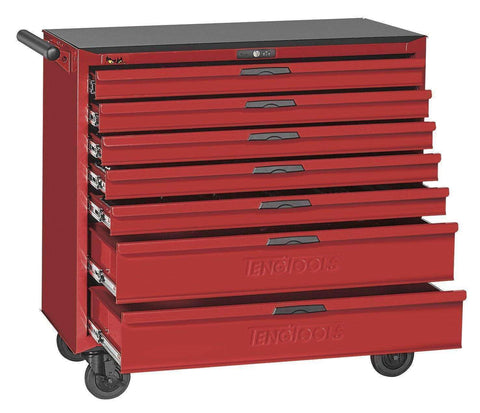 622 PIECE TOOLKIT IN 37 INCH WIDE WAGON - Teng Tools USA