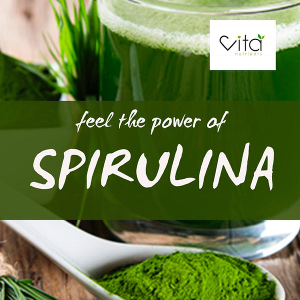 Spirulina: Top 5 health benefits!