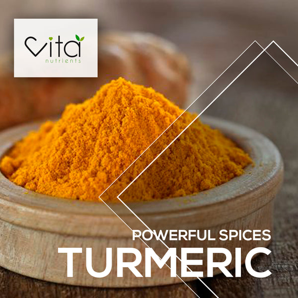 Health benefits of Turmeric!