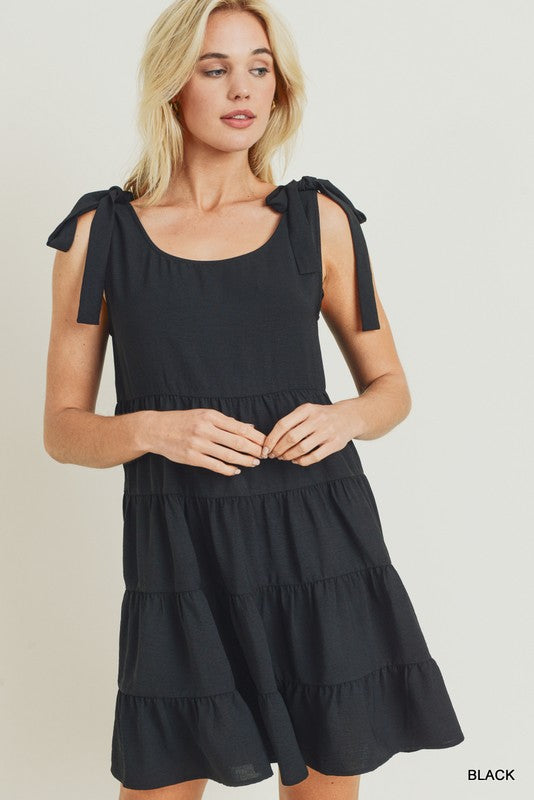 Emmie Dress (Black)