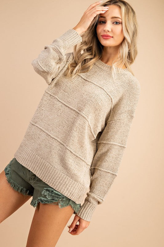 Comfy Knit Sweater