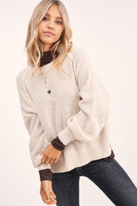 Natural Texture Sweater