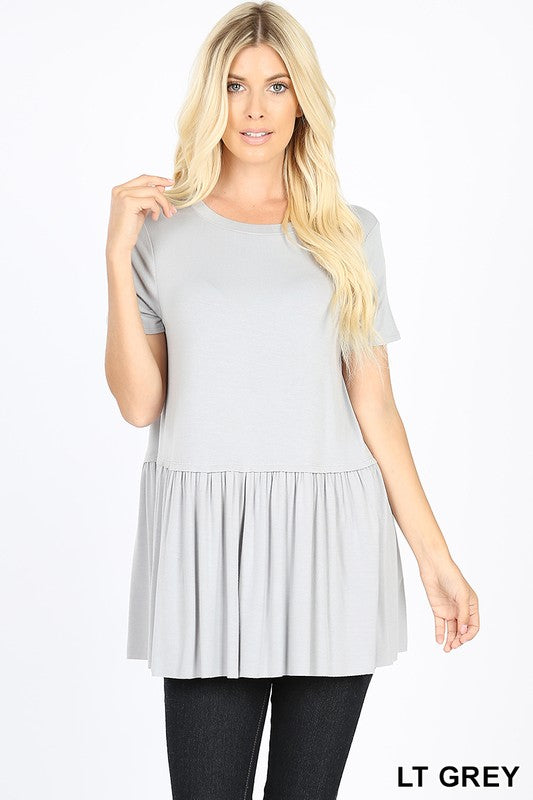 Light Grey Babydoll