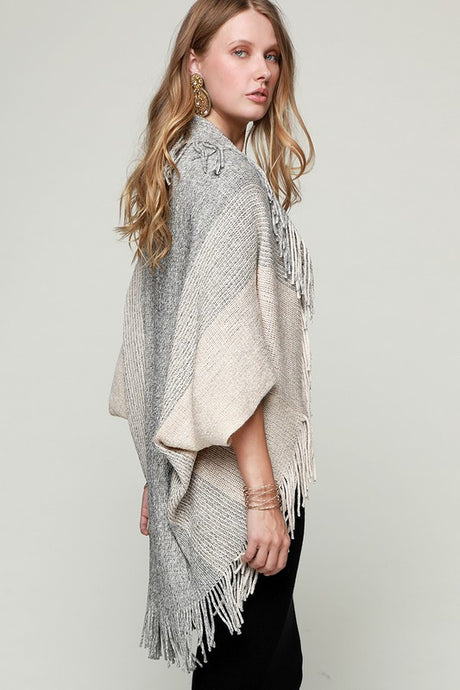 Griege Cocoon Cardigan- T918