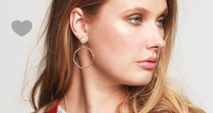 Kailey Earrings - B66