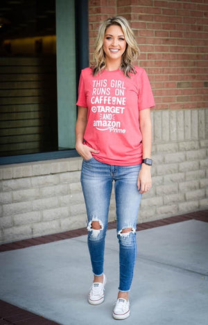 This Girl Graphic Tee- T915