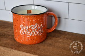 Pumpkin Everything Candle