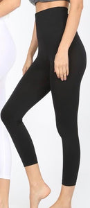 Black High Waist Leggings