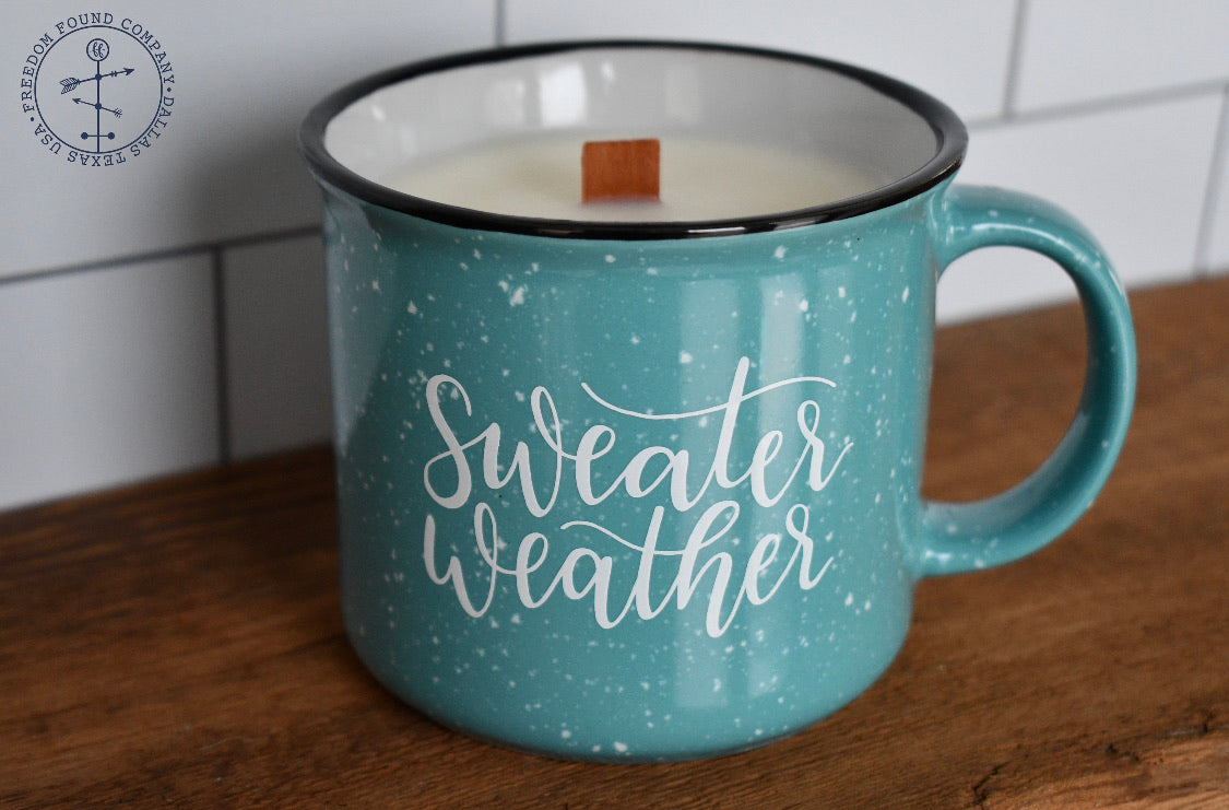 Sweater Weather Candle