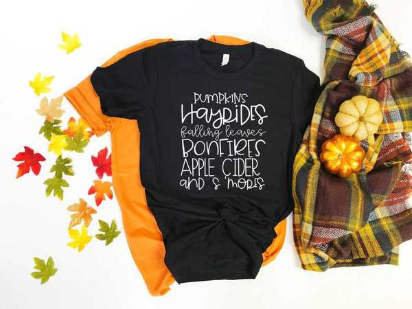 Everything Fall Tee - T794