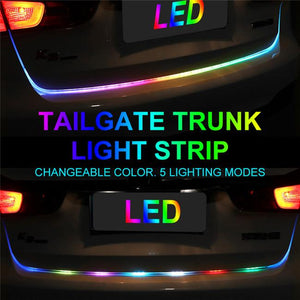 Flow led strip trunk light works with all cars drophomes uae flow led strip trunk light works with all cars aloadofball Choice Image