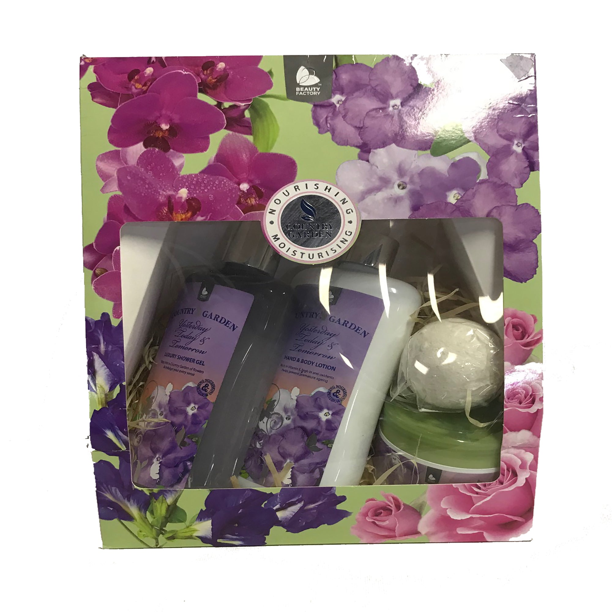 Yesterday, Today & Tomorrow Country Garden Gift Set - Now On Sale!