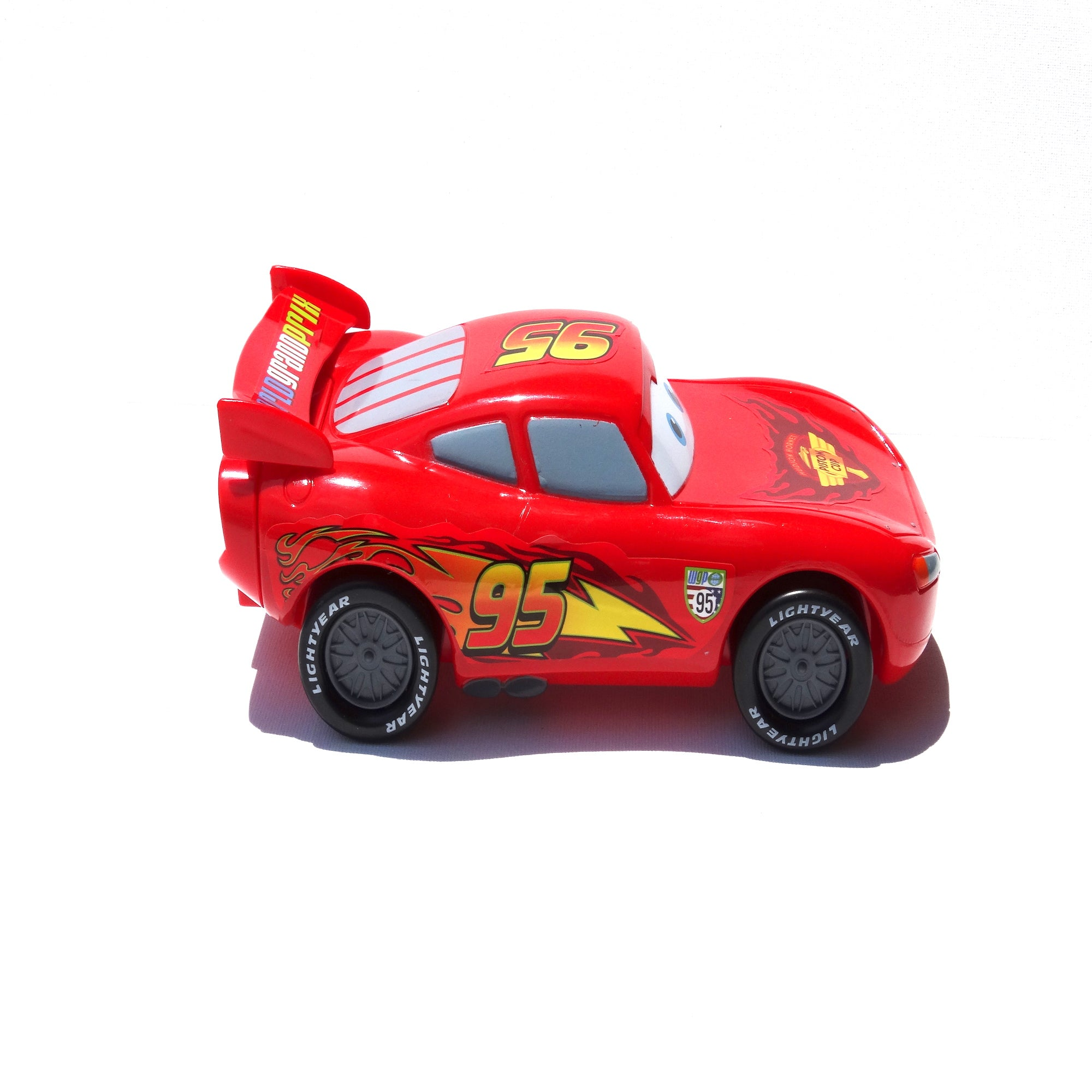 Cars McQueen - 3D Mini Figurines - Bubble Bath - 300ml