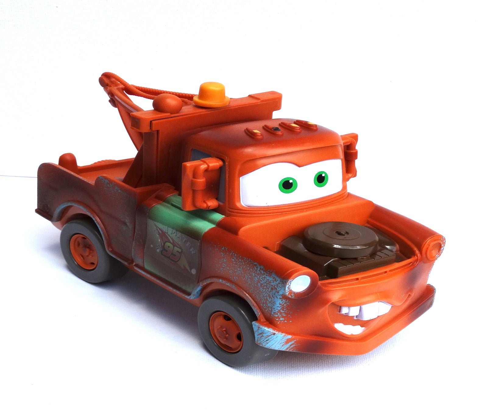 Cars Mater - 3D Mini Figurines - Bubble Bath - 300ml