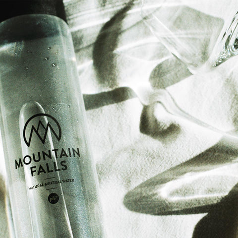 Mountain Falls Mineral Water Cold