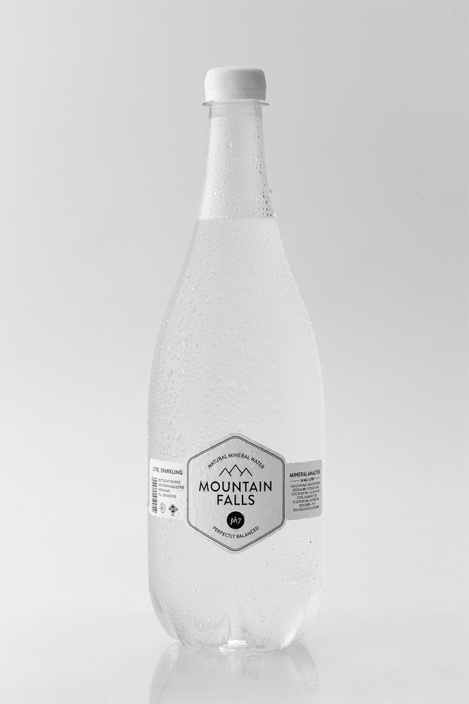 1 Litre - PET (Pack of 12) - PET | Shop Mountain Falls Mineral Water