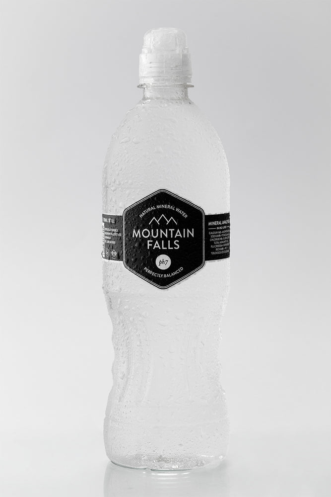 750ml - PET (Pack of 12) - PET | Shop Mountain Falls Mineral Water