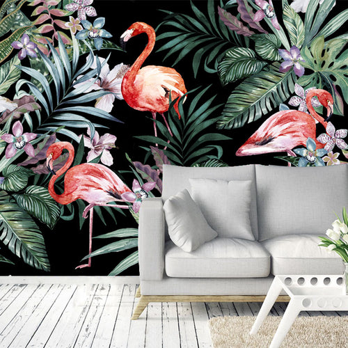 Wall Mural -  Flamingo NO.1 (WM-4)