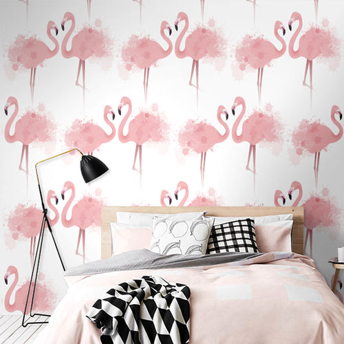 Wall Mural - Flamingo NO.2 (WM-5)