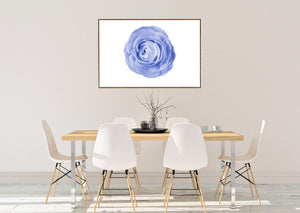 Wall Art - Purple Rose   (A-421)