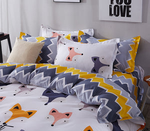 Bedding - Fox Bedding Sets (B-10)