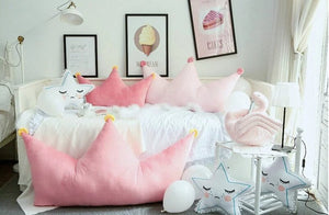 Princess Crown  Pillow  - (NDC-1)