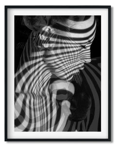 Wall Art - Wearing Stripes - Framed / unframed art print (A-784)